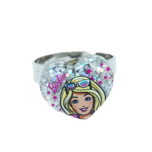 Barbie 2 Piece Ring Set