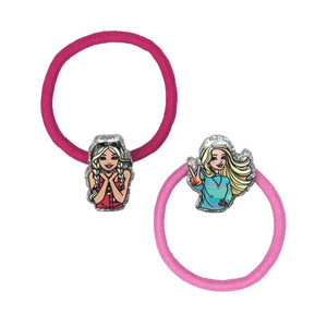 Barbie Hair Elastics