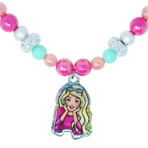 Barbie Necklace & Bracelet Set