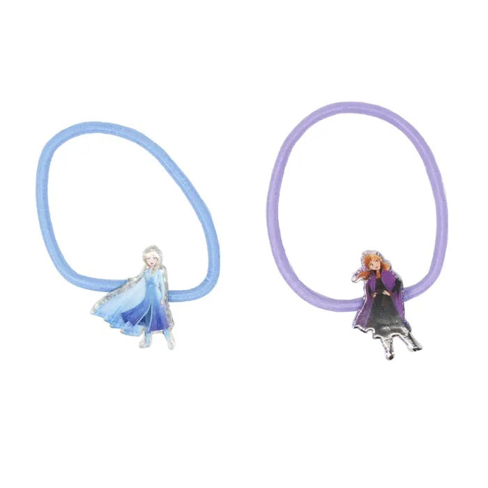 Frozen 2 Character Shaped Hair Elastics