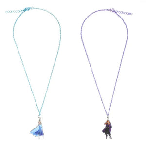 Frozen 2 Character Necklace