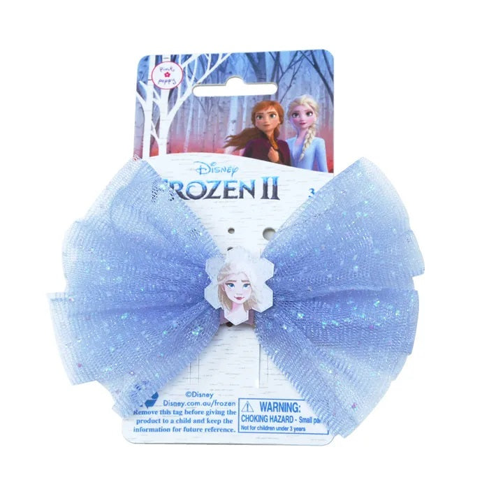 Frozen 2 Elsa Sparkling Spirit Hair Bow