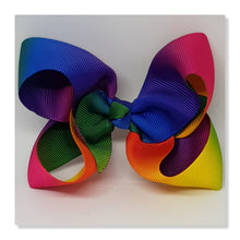 4 Inch Boutique Bow - Ombre