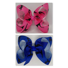 4 Inch Boutique Bow - Gymnastics