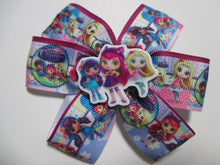 3.5 Inch Pinwheel Bow - Little Charmers
