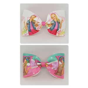 6 Inch Tailless Cheer Bow - Jojo