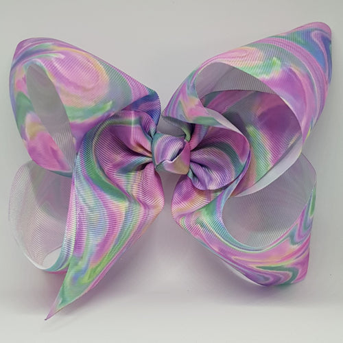 8 Inch Boutique Bow - Camouflage