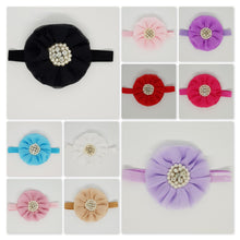 Flower Headbands - Large Parisian