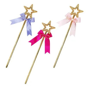 Princess Royal Wand with Ribbon