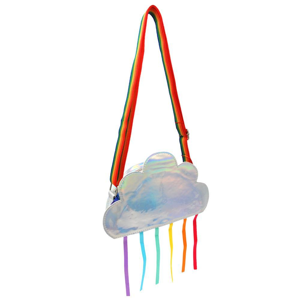 Rainbow Magic Silver Bag
