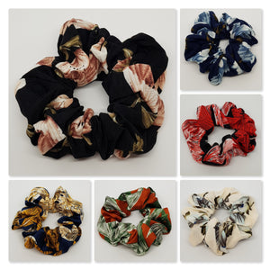 Scrunchies - Tropical Prints
