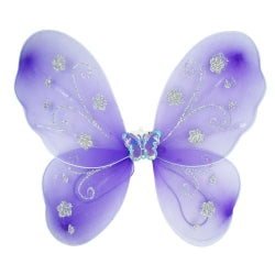 Light up Butterfly Wing - Lilac