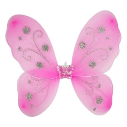Light up Butterfly Wing - Pale Pink