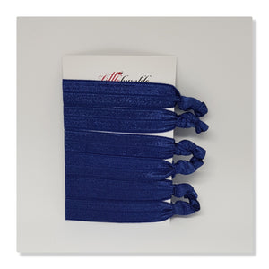 Yoga Hair Tie Set - Blues