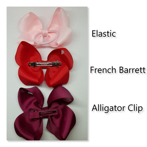 4 Inch Boutique Bow - Pinks