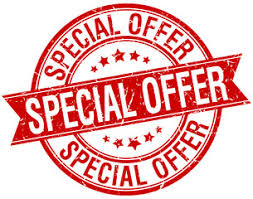 Special Offers/Bulk Buys