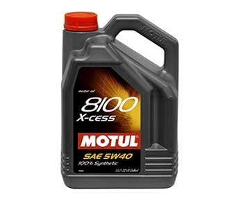 Motul oil 5/40 fully synthetic