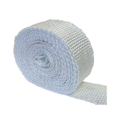 Exhaust Wrap 50mm X 5M White Roll