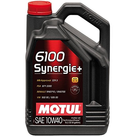 Motul Oil 10/40 Semi synthetic