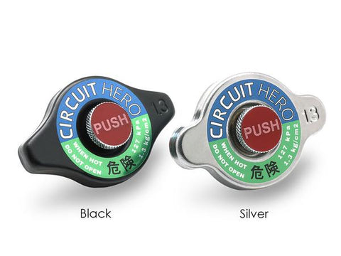 Circuit Hero High Pressure Valved-Radiator Cap