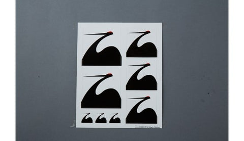 Spoon Mark Sticker Set
