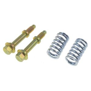 Exhaust System Bolt & Spring M8x70mm (Universal)