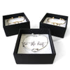 Tie the Knot Bracelet - Bridesmaid Proposal Box Set