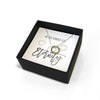 Eternity Bond Necklace & Earrings - Wedding Gift Box Set