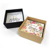 Side by Side Necklace - Wedding Gift Box Set