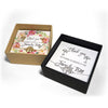 Family Tree Bracelet & Earrings - Mother-in-law Wedding Gift Box Set