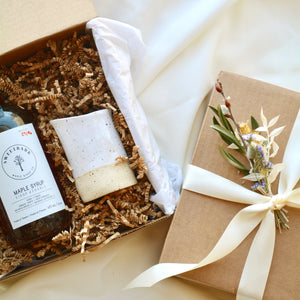 Sweetbark Maple Syrup Gift Box - Sweetbark Maple Syrup Co.