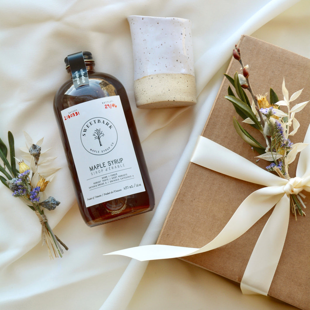 Mother's Day Gift Set - Sweetbark Maple Syrup Co.