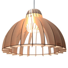 Granny Smith pendant lamp Hanglamp Design Hout