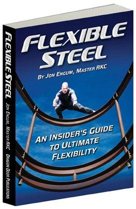 Flexible Steel Book ( Soft Cover) Signed By Author