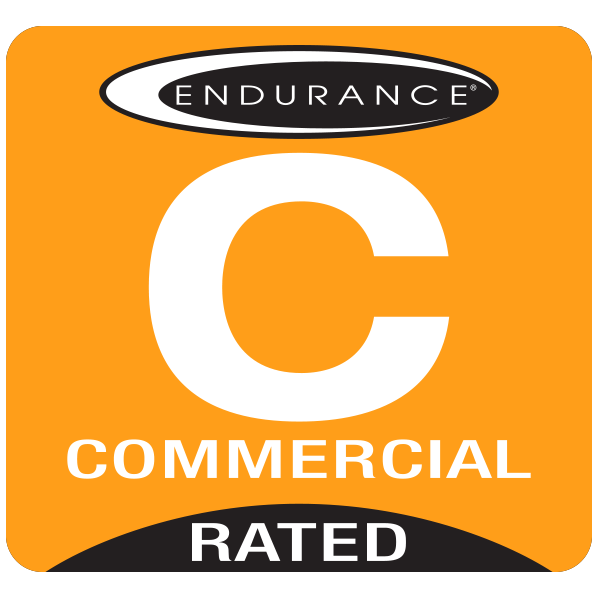 Endurance Commercial Rated