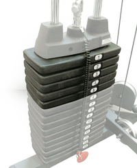 Body-Solid Selectorized Weight Stack 50 lb