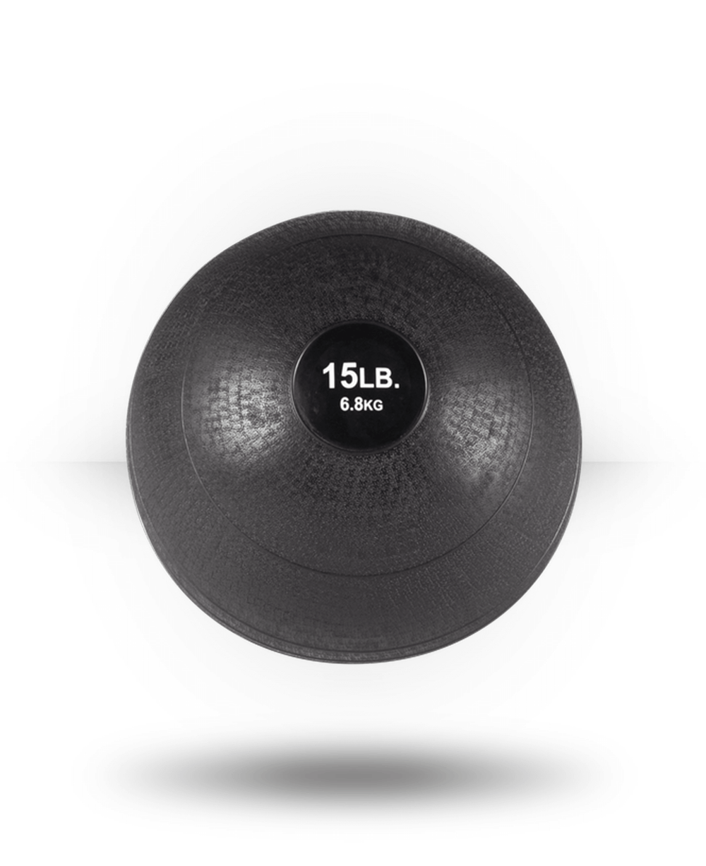 Body-Solid Slam Ball Black 15 lb