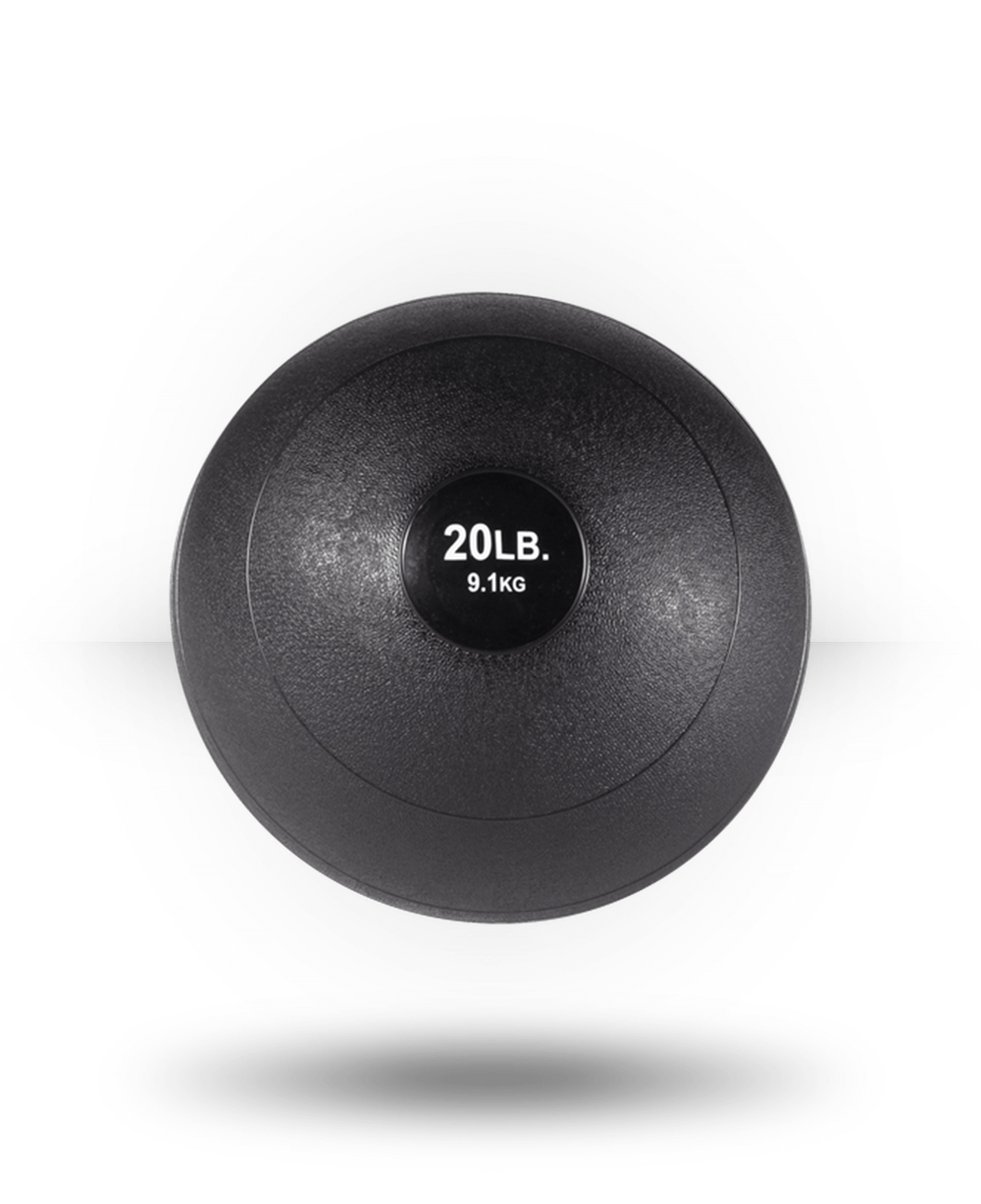 Body-Solid Slam Ball Black 20 lb