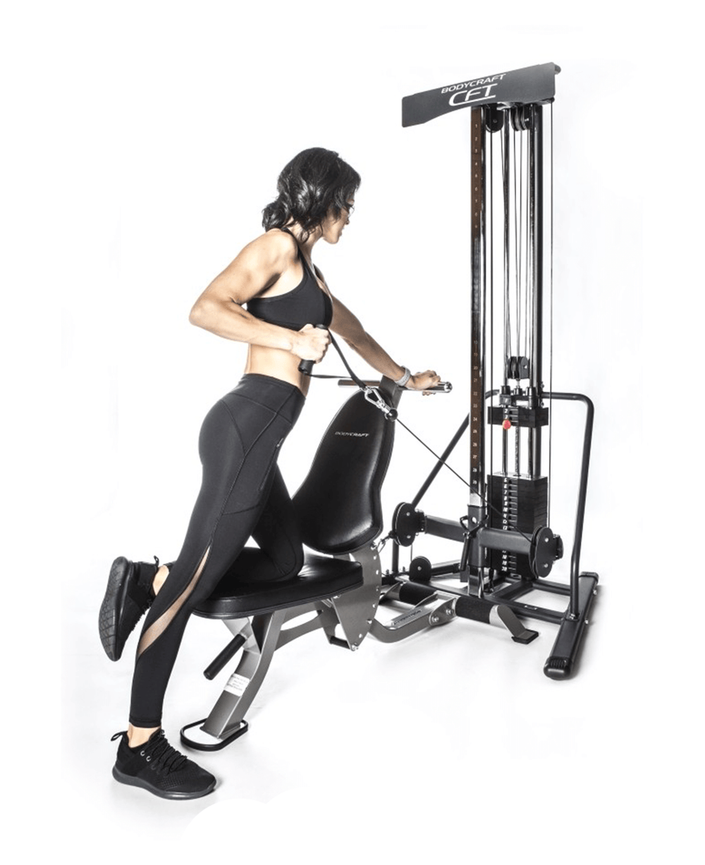 Bodycraft CFT Functional Trainer 4