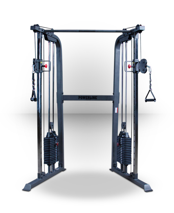 Powerline Functional Trainer PFT100 2 x 160 lb Stacks