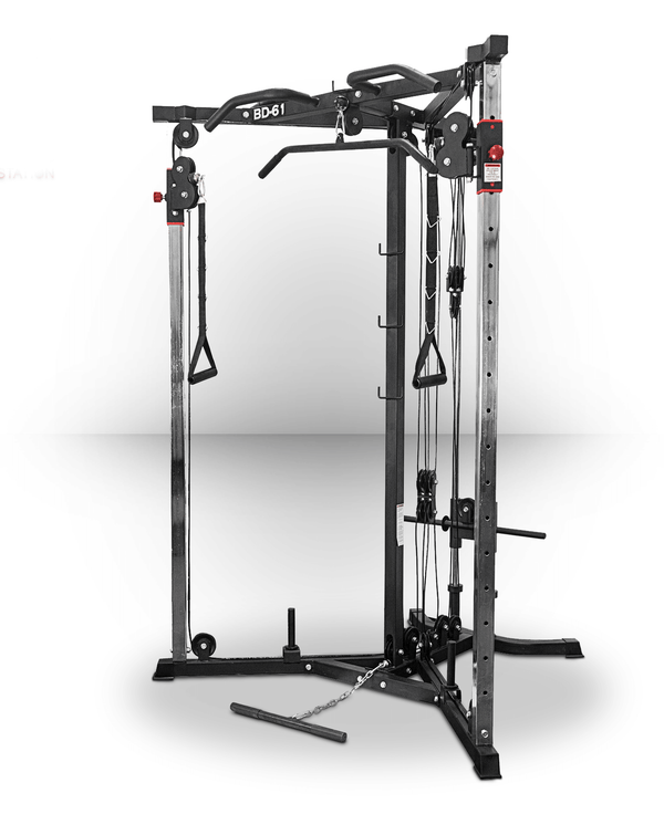 Valor Fitness Cable Crossover station BD-61