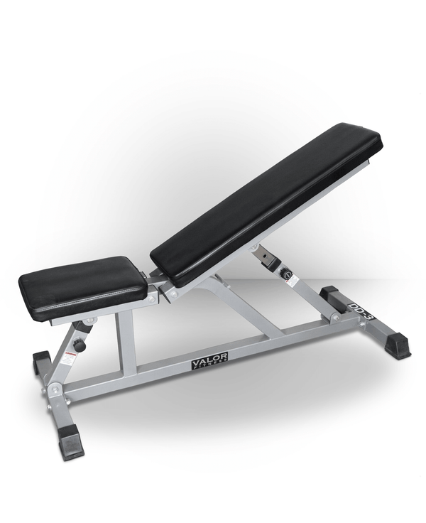 Valor Fitness Incline/Flat Utility Bench DD-3