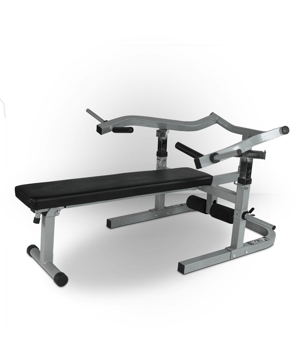 Valor Fitness Lever Bench with Decline/Sit Up Position BF-47