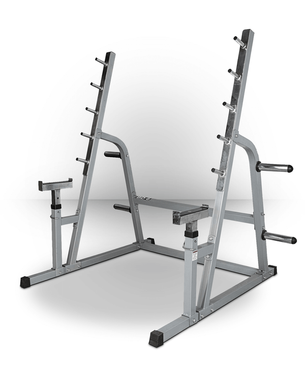 Valor Fitness Squat/Bench Combo Rack BD-6