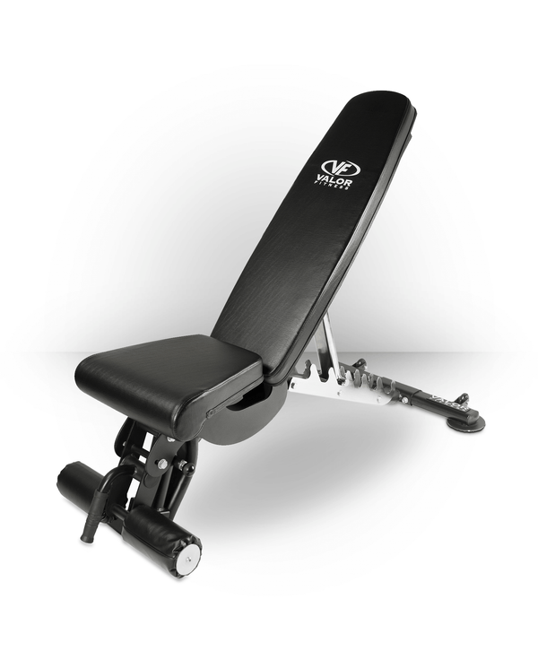 Valor Fitness ValorPRO Adjustable Utility Bench FID DD-40