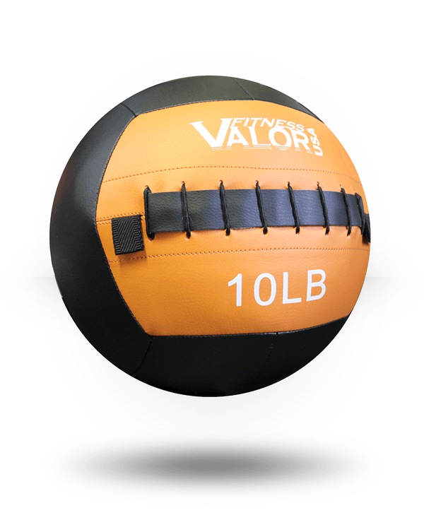 Valor Fitness Wall Ball WB-10 10 lb