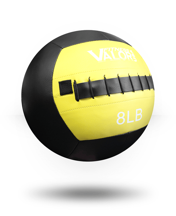 Valor Fitness Wall Ball WB-8 8 lb