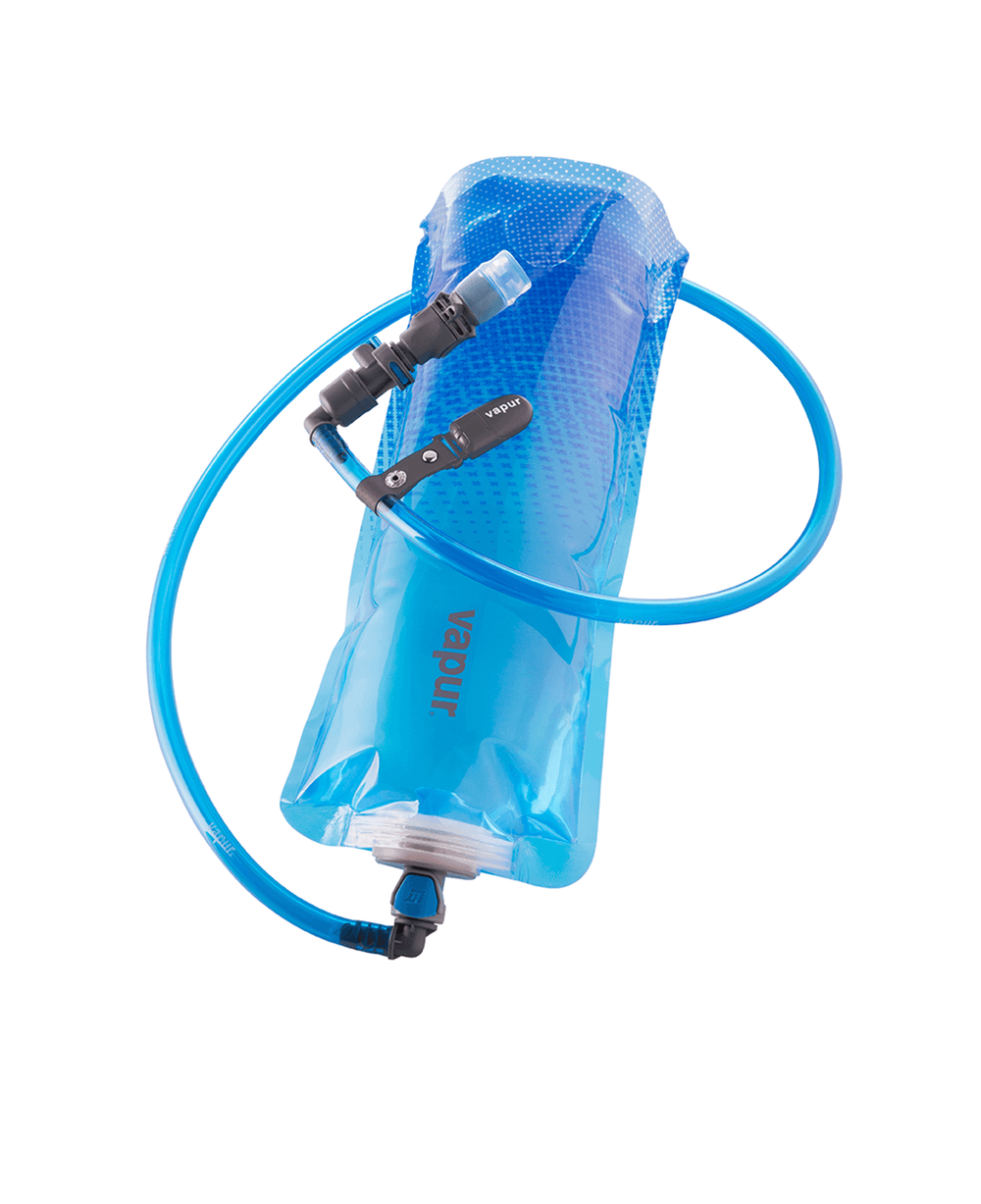 Vapur Drinklink Hydration Tube System With 1.5L Anti-Bottle Shades, Translucent Blue, 1.5 l Alt1