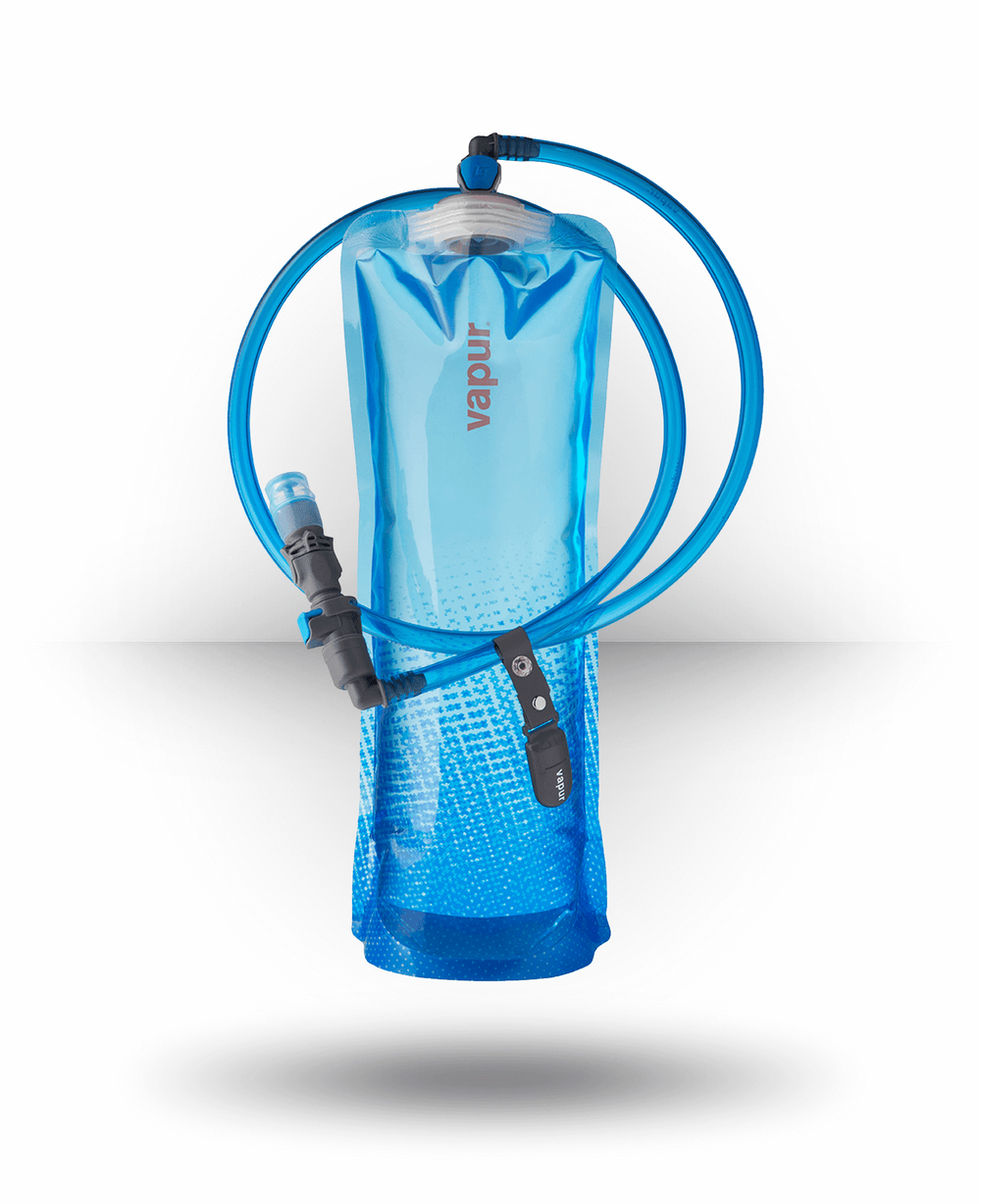 Vapur Drinklink Hydration Tube System With 1.5L Anti-Bottle Shades, Translucent Blue, 1.5 l