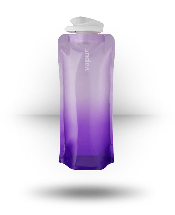 Vapur Wide Mouth Anti-Bottle Gradient, Lavender, 0.7 l